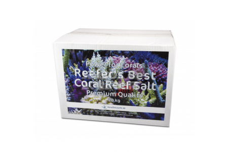 Reefer's Best Coral Reef Salt Premium Quality