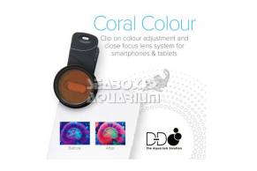 D-D Coral Color Lens V2