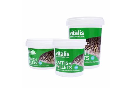 Vitalis Catfish Pellets